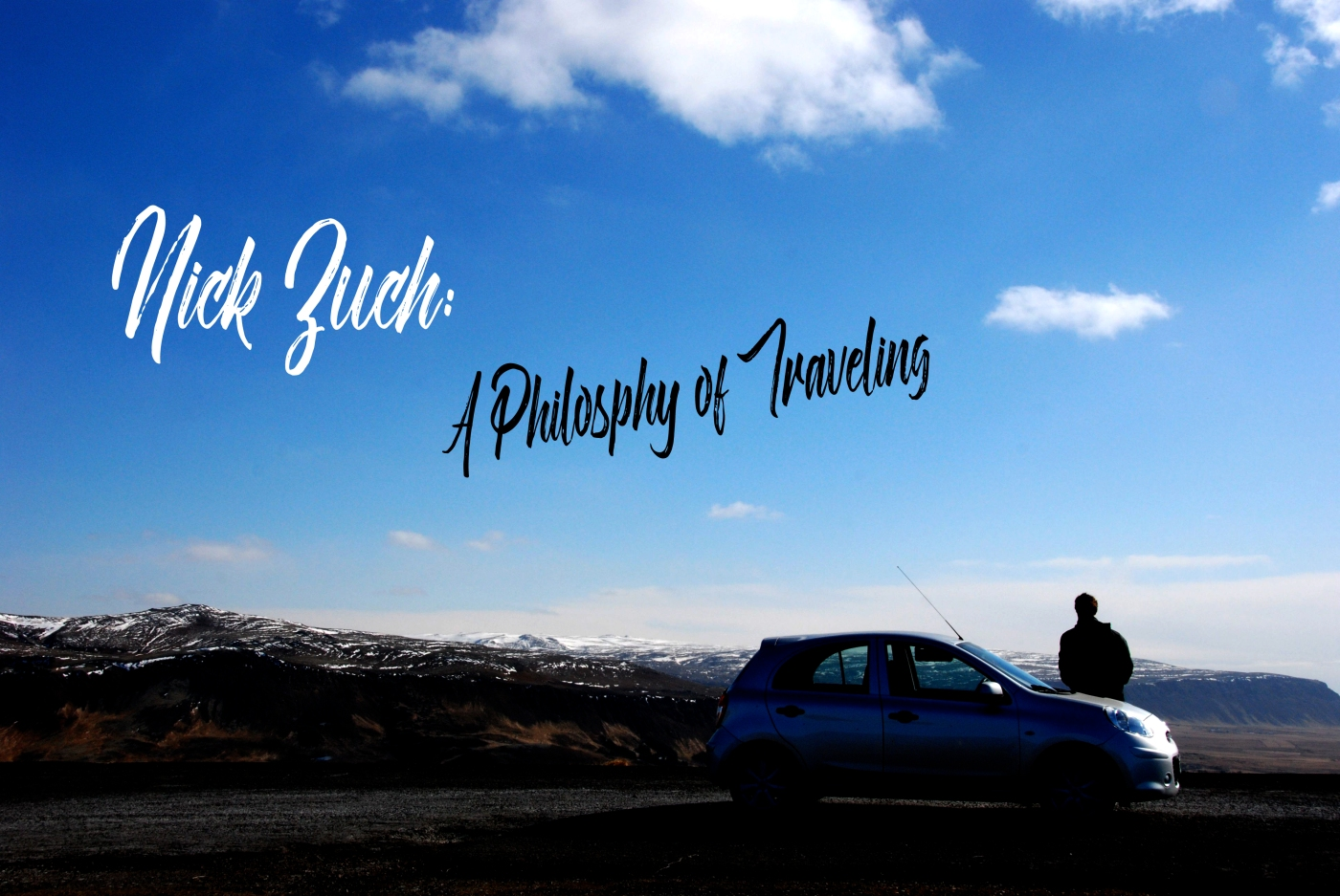 The Anti Helicopter Parents Plea Let >> A Philosophy Of Traveling Don T Panic A Travel Guide