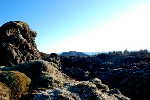 Volcanic Crags